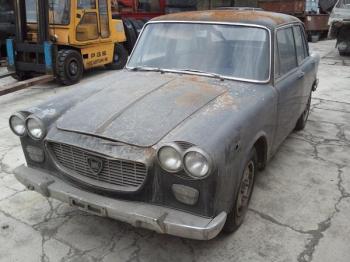 Lancia Flavia Prima Serie